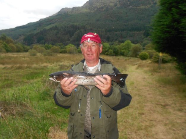 Bill's sea trout