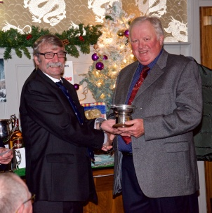 2 - Over 50s Tarsan Competition - Keith Mackenzie - 2 fish for 13 oz