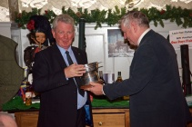 8 - The Joe Docherty Rover Trophy for most fish caught in all Club Waters - Bill Rankin